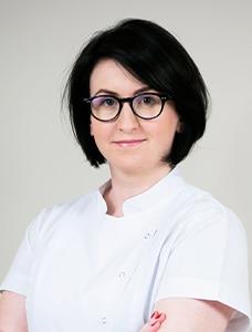 Kosmetolog i Manager Kliniki Maja Kacprzycka