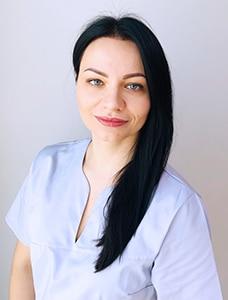 Lekarz Aleksandra Ryszkowska